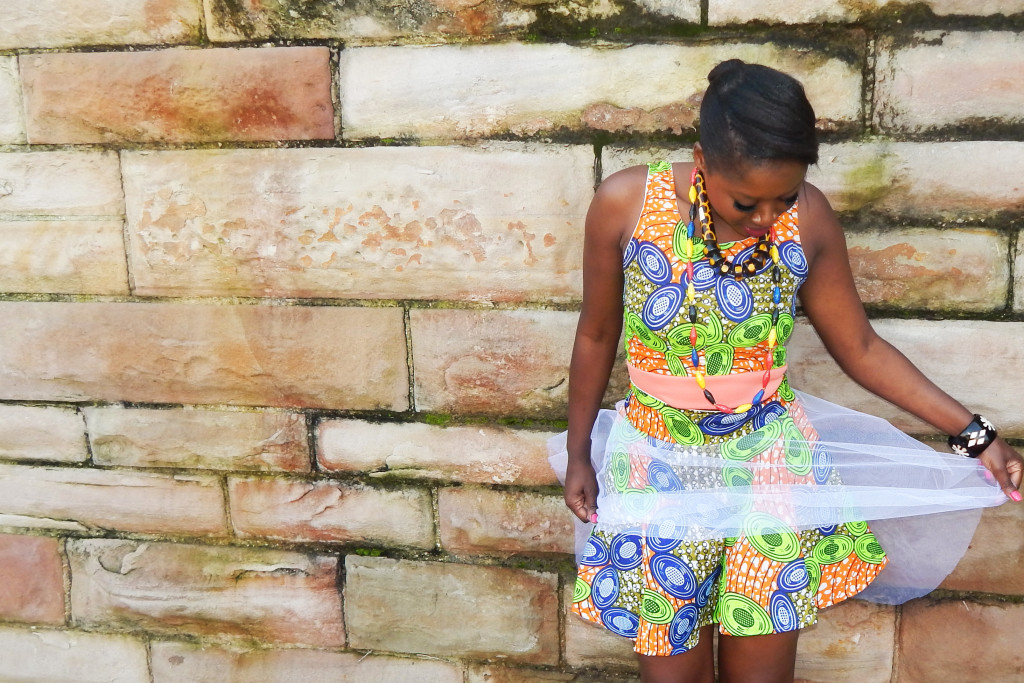 African tribal skirt ankara south africa