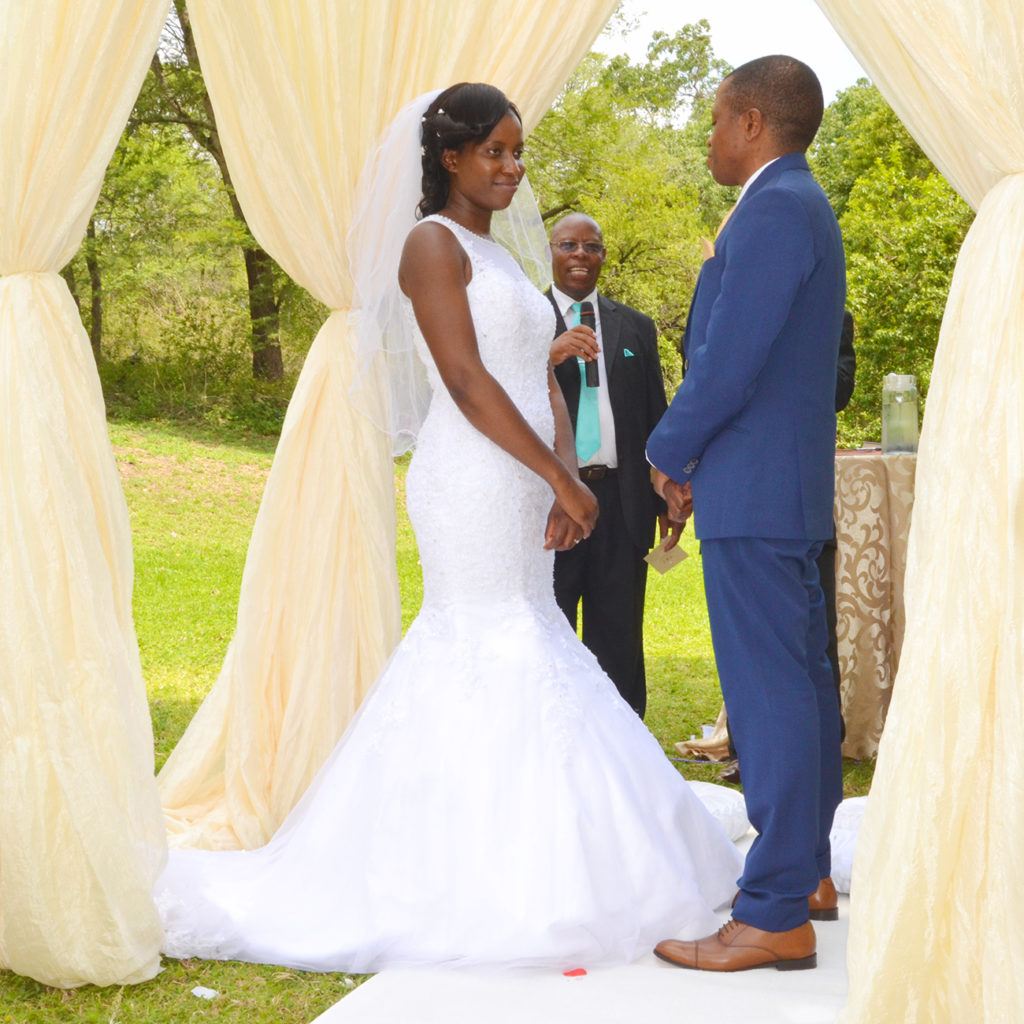 Swaziland wedding