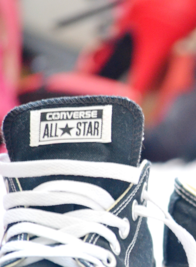 fashionable CONVERSE all stars african fashion bloggers 1