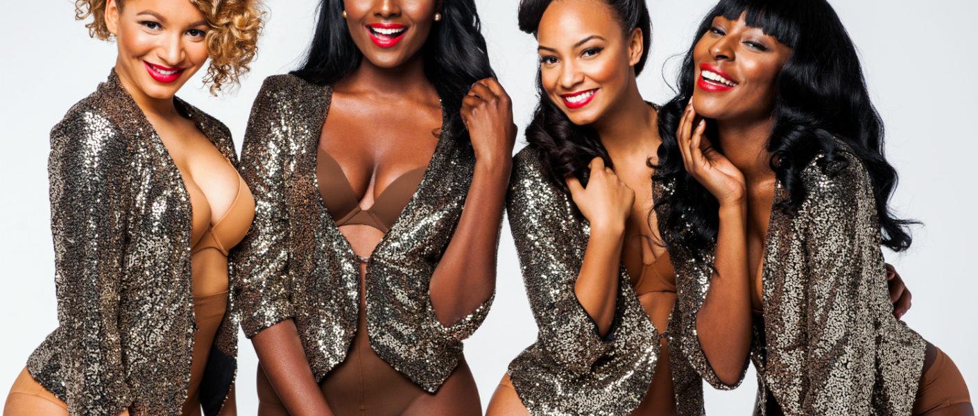 nude underwear for black girls
