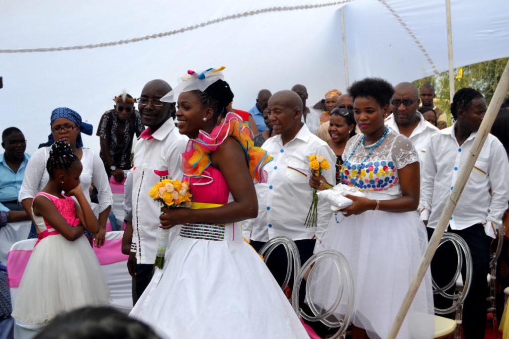 pedi traditional wedding wear and decor