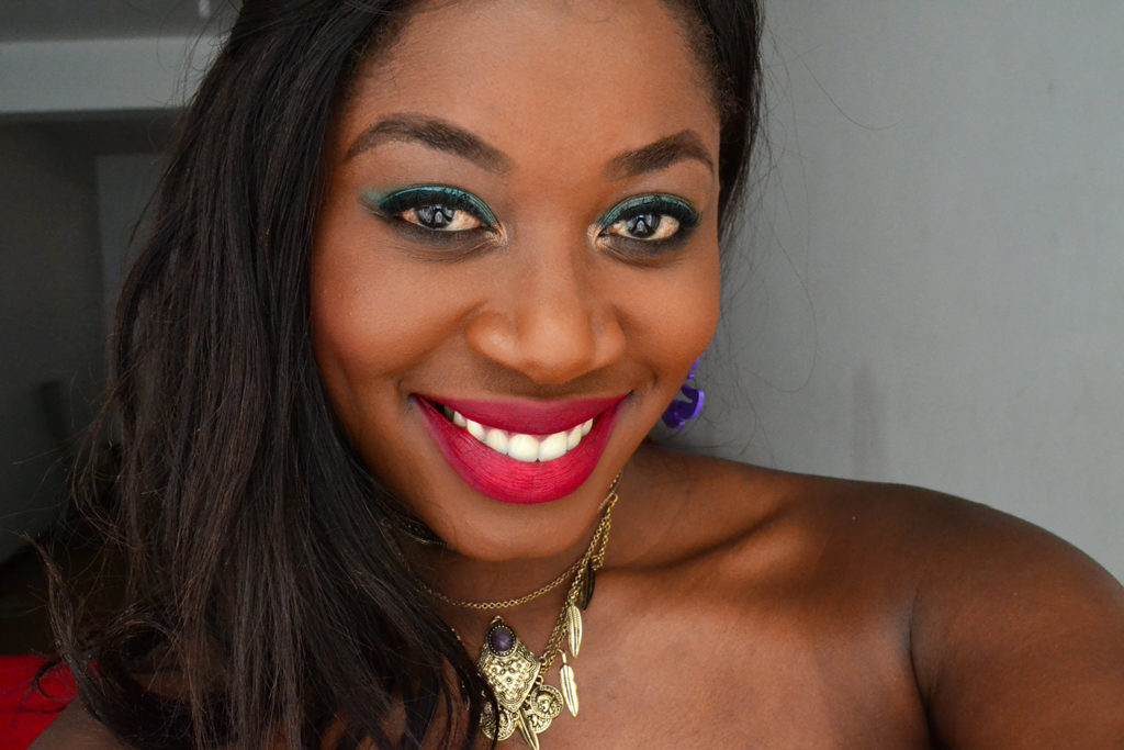 makeup for dark skin girls