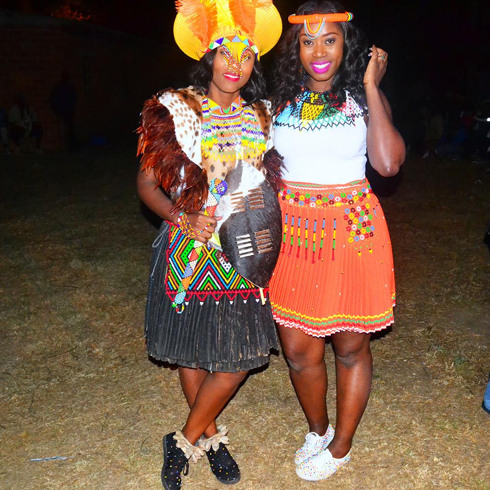 AFRICAN ZULU BRIDE TRADITIONAL WEDDING - BeliciousMuse
