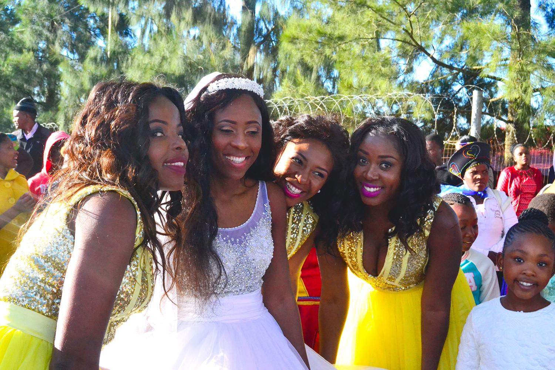 Zulu traditional dress in zulu kraal kwazulu natal - Umembeso Celebrations Zulu Kzn South Africa