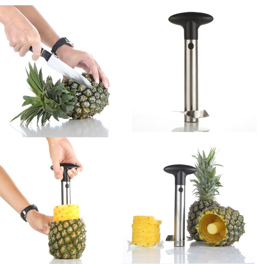 Pineapple_Corer_Slicer_stainless_steel