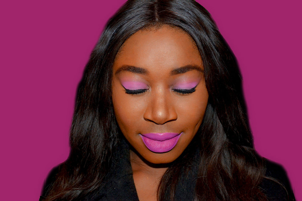 pink-makeup-ideas-for-black-girls-4