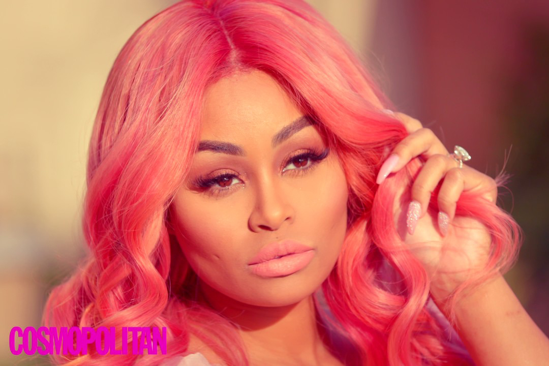 BLAC CHYNA COVERS COSMOPOLITAN SOUTH AFRICA (WORLD EXCLUSIVE)