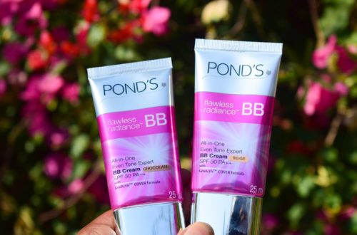 ponds bb creams two shades for every skin tone