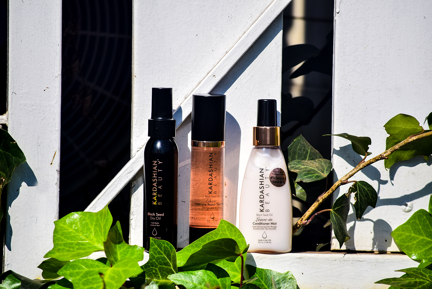 kardashian black seed oil, hair blogger, Africa