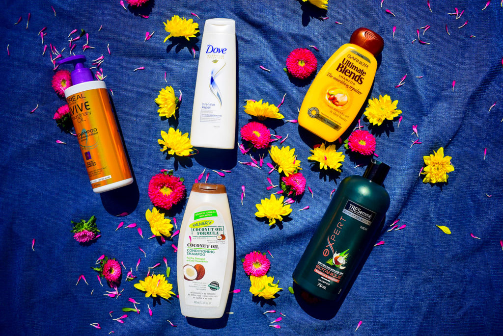 shampoos for natural hair