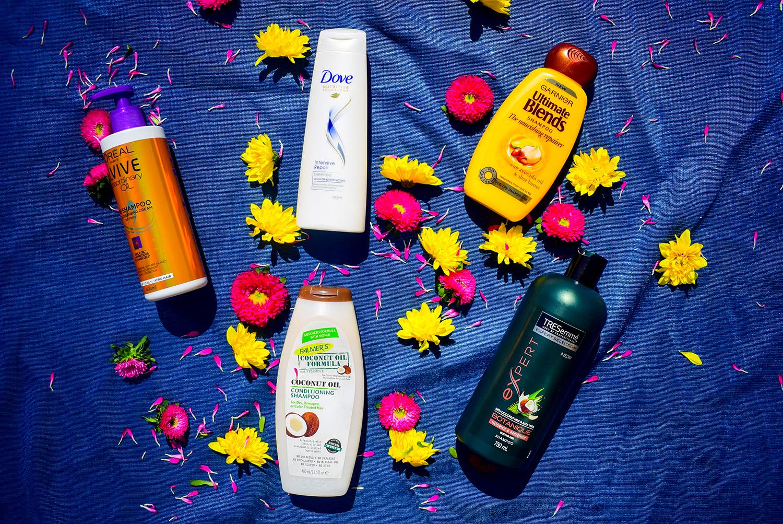 shampoos for natural hair