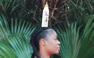 AU NATURAL DARK AND LOVELY Afro Hair Care