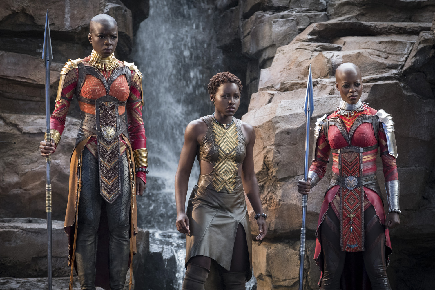 BLACK PANTHER IS HIGHEST GROSSING SUPERHERO MOVIE OF ALL TIME