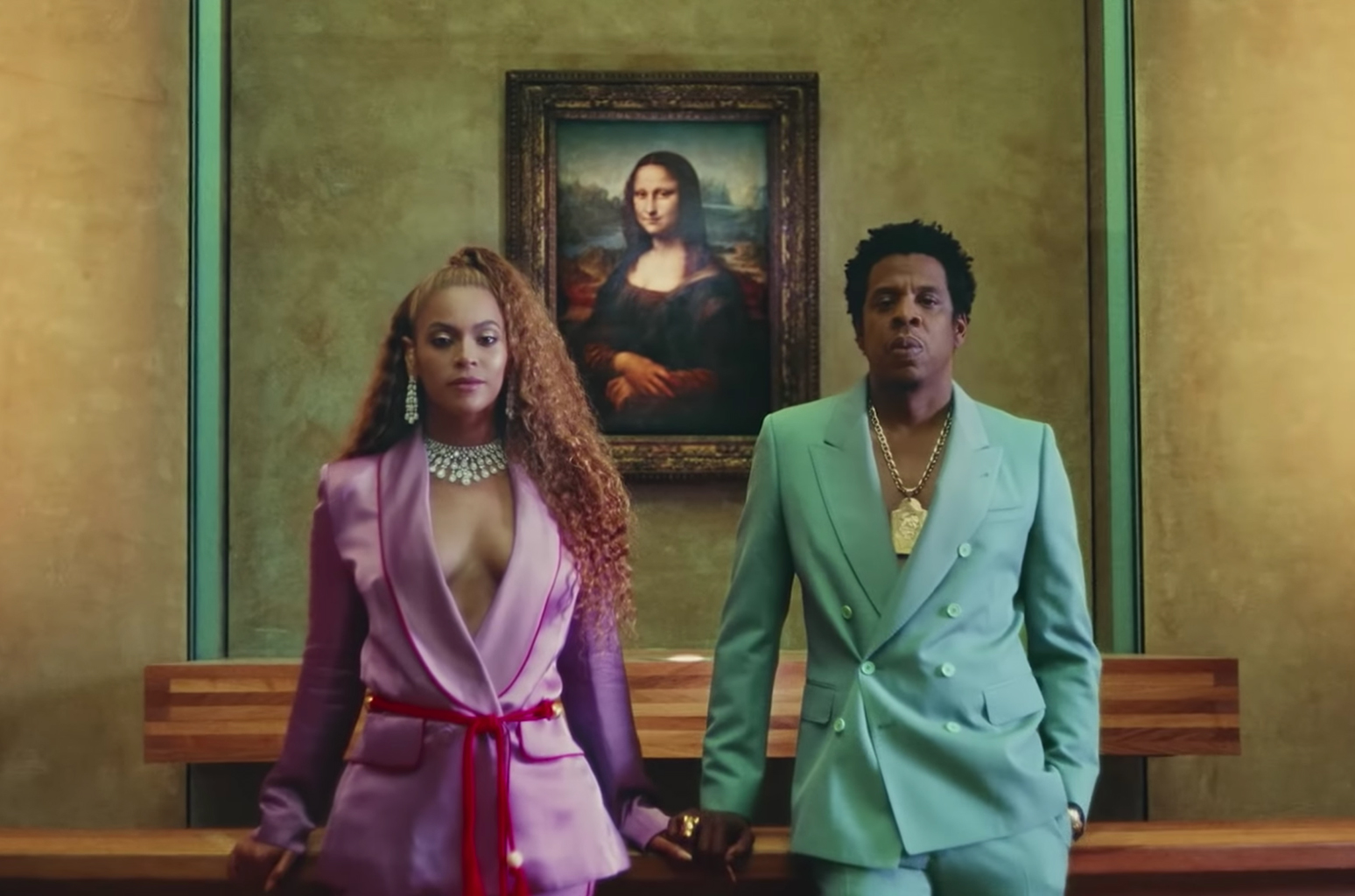 BEYONCE APESHIT ALREADY 9MILLION PLUS VIEWS IN 24 HOURS