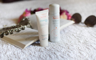 How to keep face dry all day avene eau thermal mattifying lotion pretoria beauty blogger