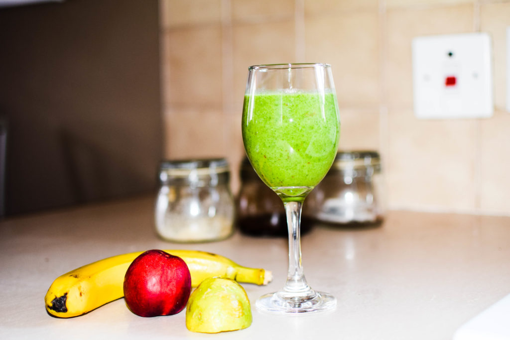 Depression, weight gain and green smoothies - Beliciousmuse