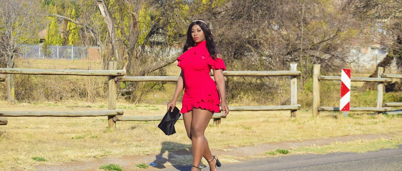 the sexy pink fuschia dress south african fashion blogs
