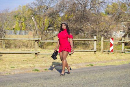the sexy pink fuschia dress south african fashion blogs