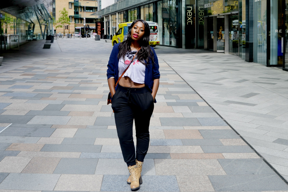 SOUTH AFRICAN FASHION BLOGGER BRITAIN
