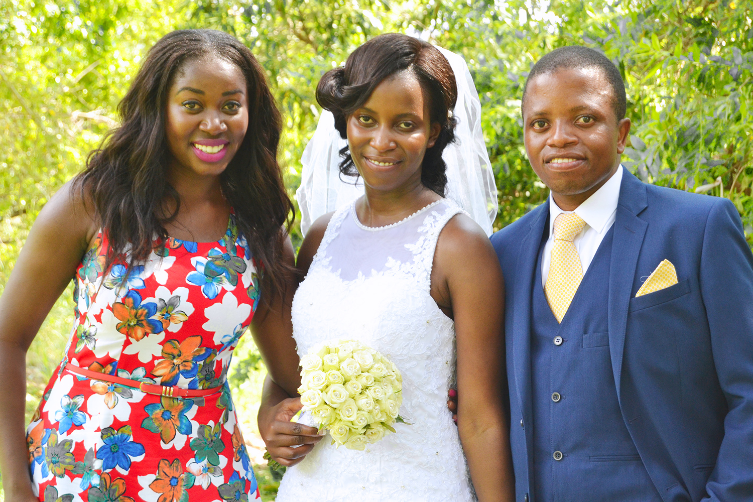 SWAZILAND: MY COUSINS WEDDING