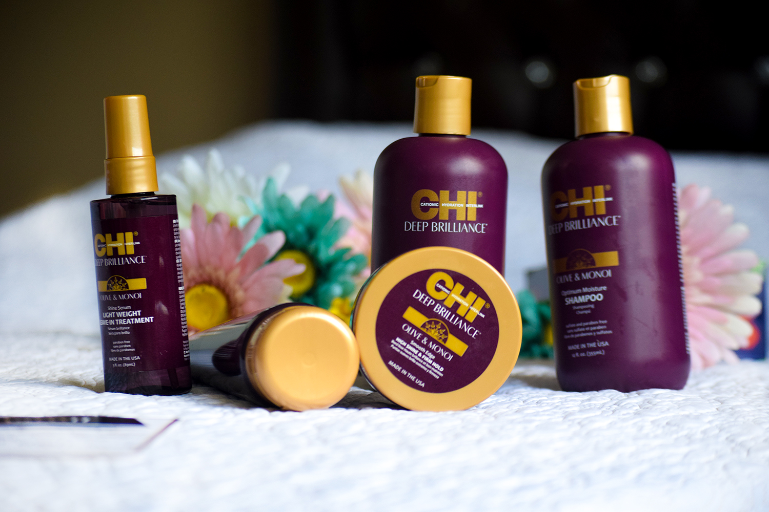 glamit sa chi hair products review