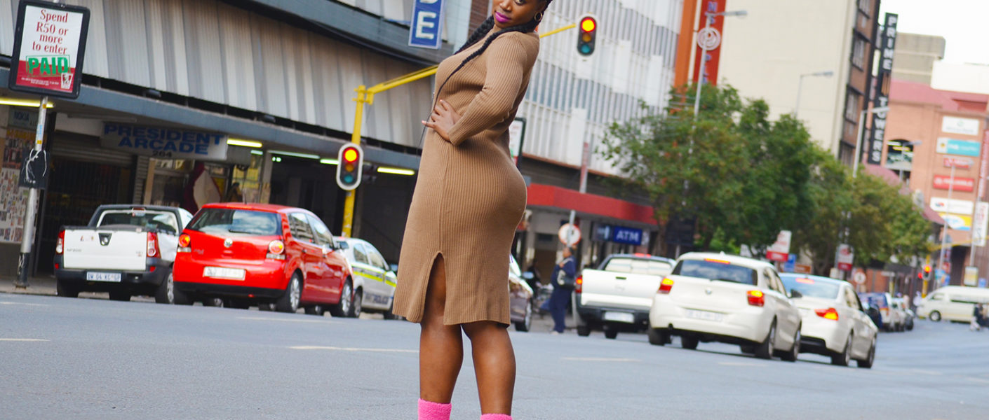 trend setters, heels-and-shoes-trend-brown dress