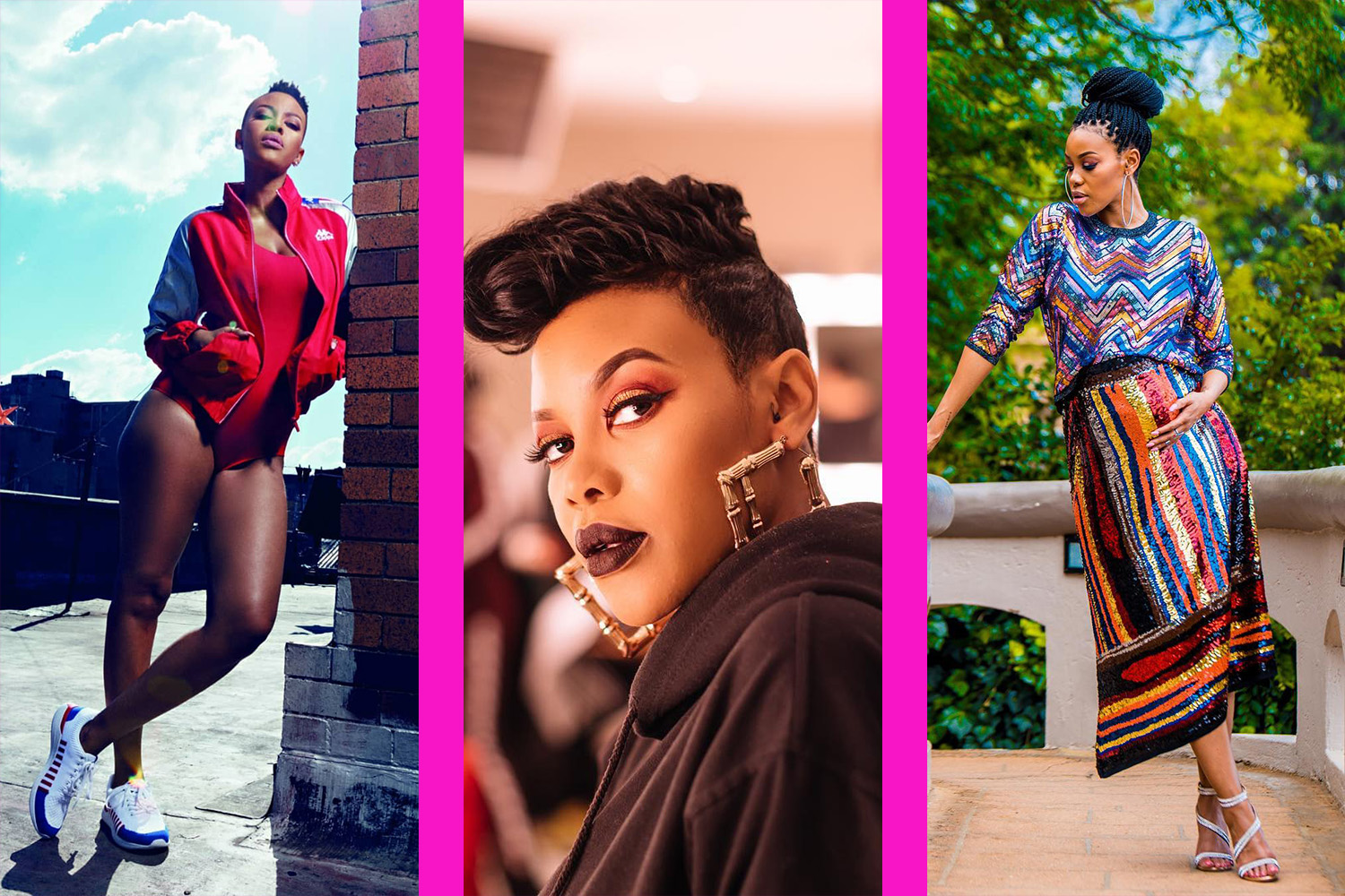 LUTHANDO SHOSHA 7 REASONS WE ARE OBSESSED