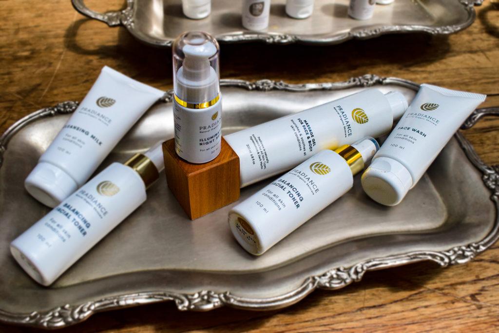 anti-ageing skin care