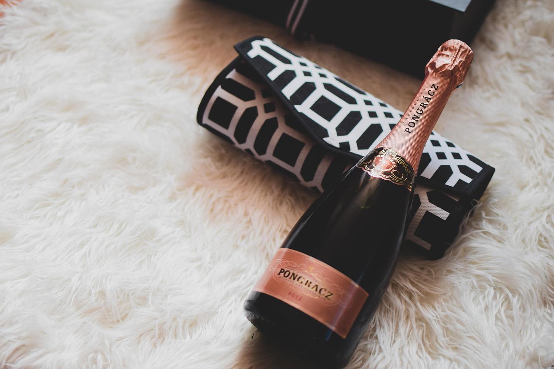 SOUTH AFRICAN WINES - PONGRACZ BRUT ROSE SPARKLING WINE, ATG EKASI