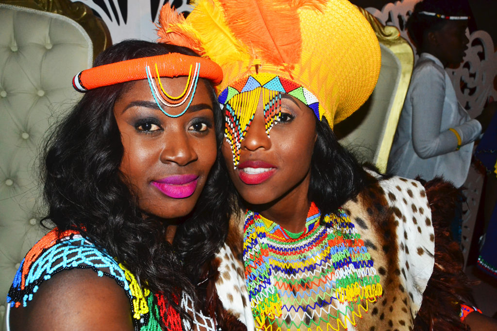 zulu-traditional-wedding attire for women south-africa