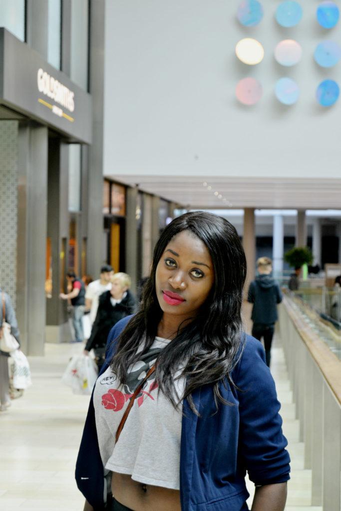 south african fashion bloggersester UK BLUR JACKET BLACK SWEAT PANTS High cross mall