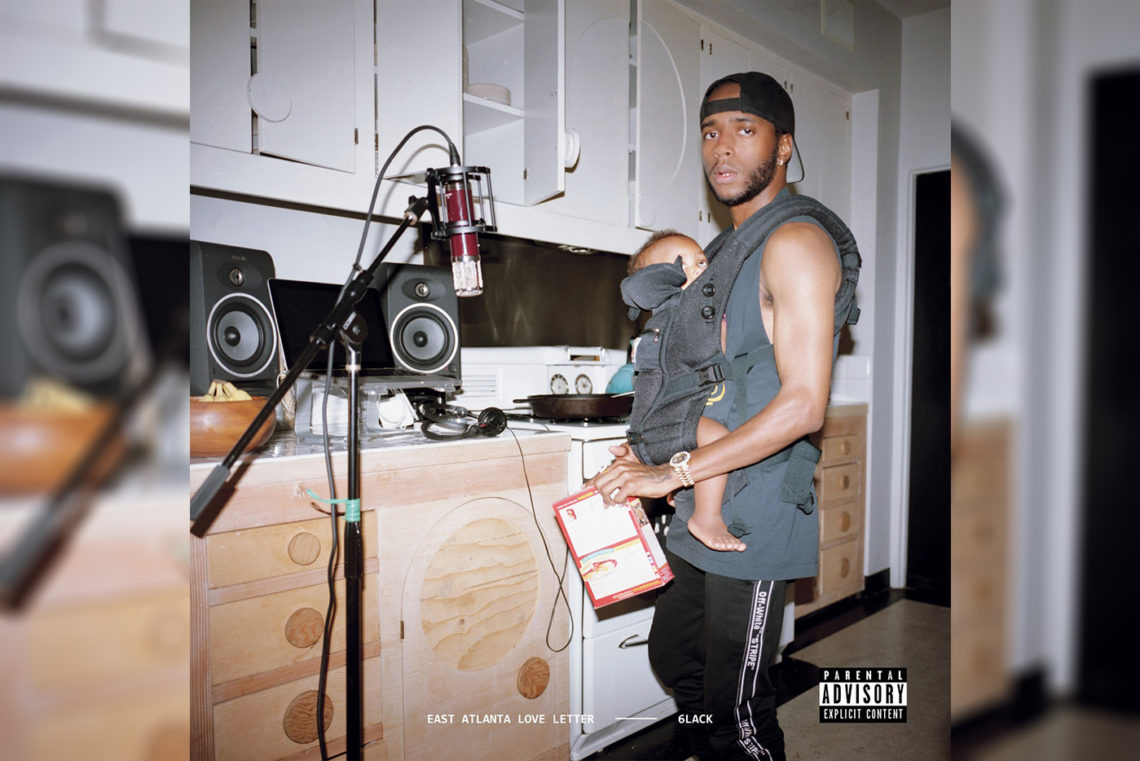 6lack east atlanta love letter album review