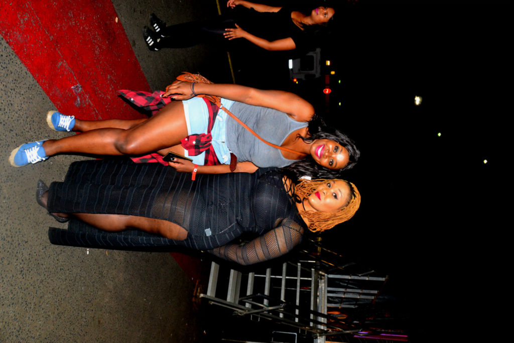 New years eve party with lady zamar