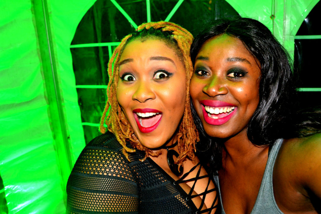 New years eve events near me with lady zamar