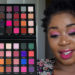 beauty treats color obsession eyeshadow booklet, south african beauty vlogger