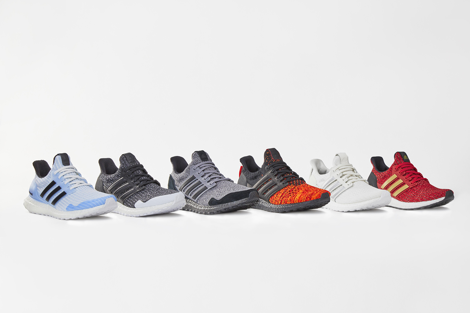 Adidas and Game of Thrones reveal official Collaboration