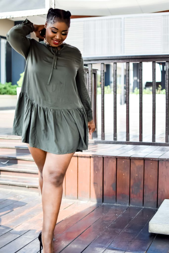 green party dress superbalist plus size