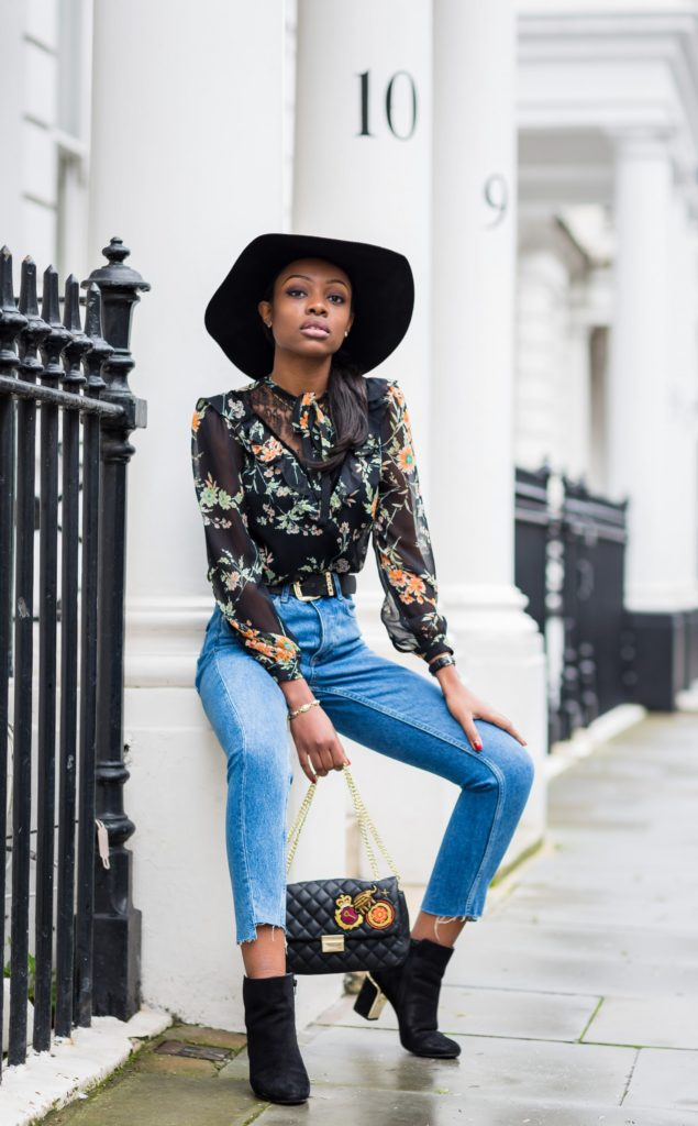 African Fashion Blogger  Sho-Silva
