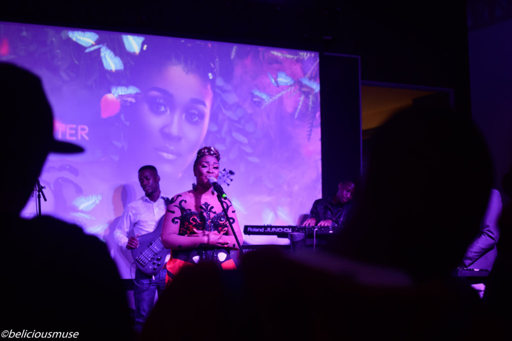 lady zamar monarch album launch live music session