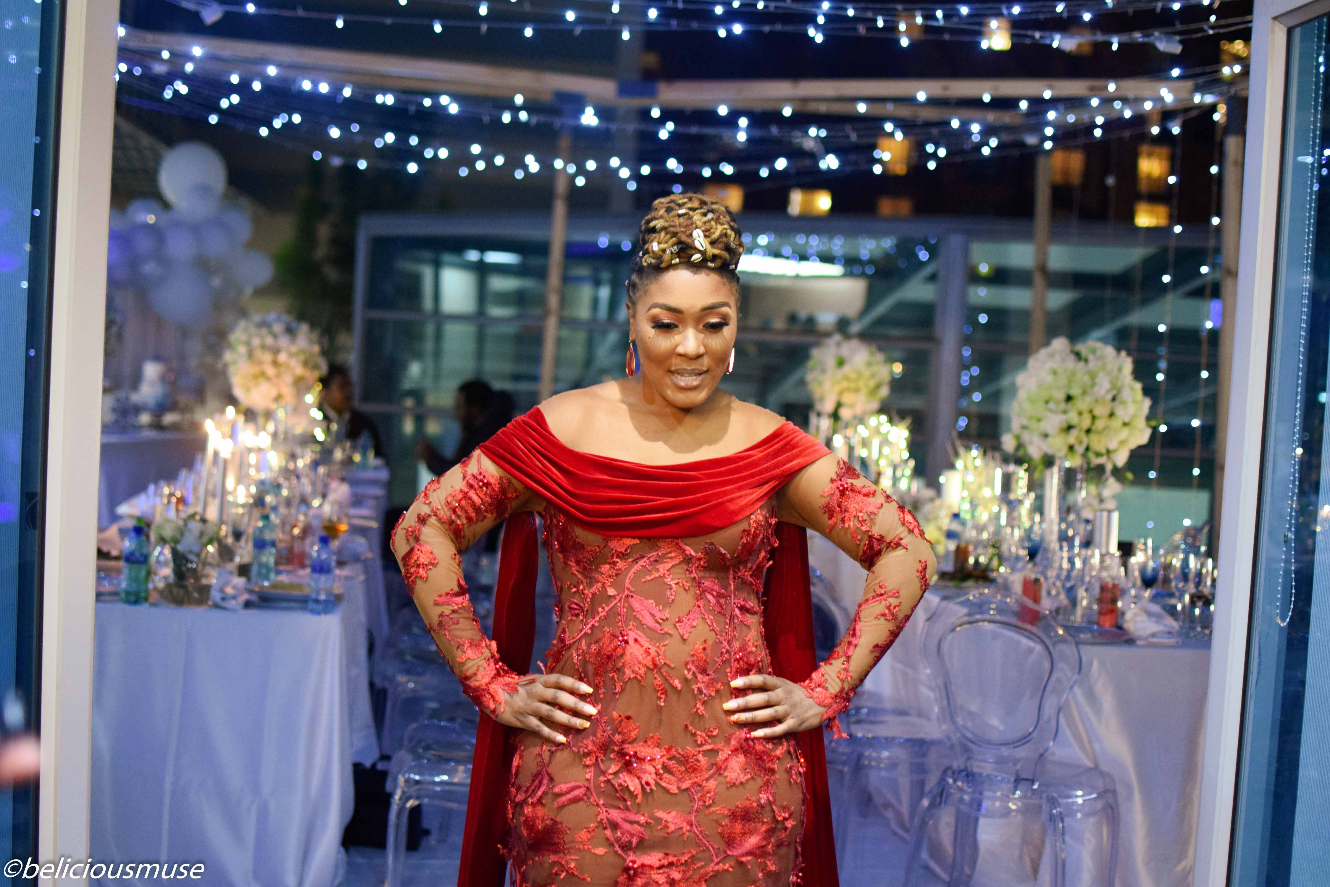 Lady Zamar Monarch Album Launch and Birthday dinner