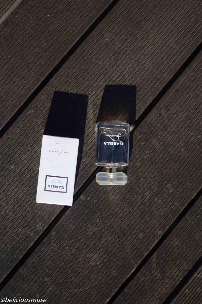 isabella garcia, isabella by isabella perfume review