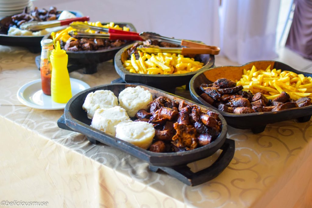 food swaziland baby shower ideas