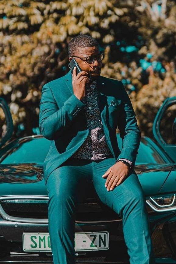 best dressed men durban july