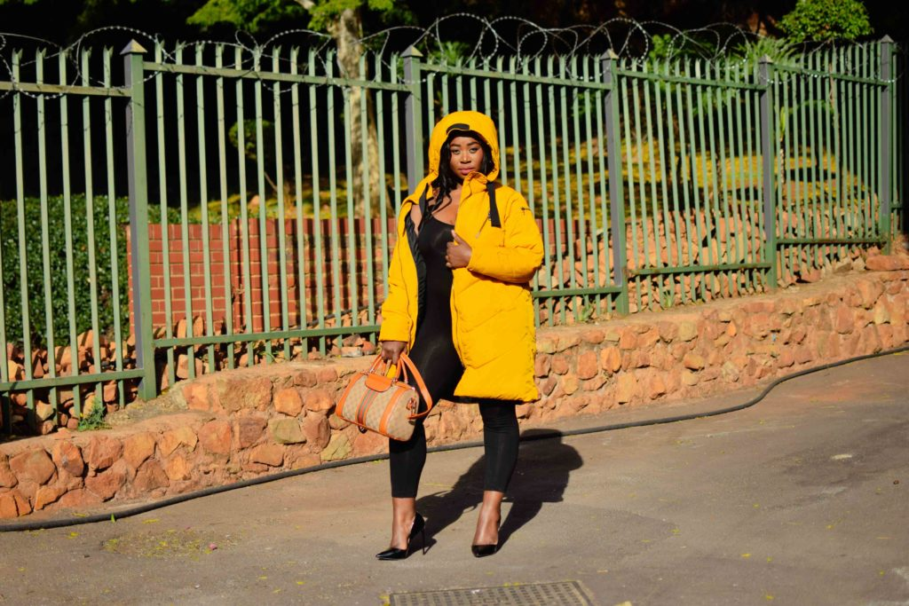 yellow coat dress online