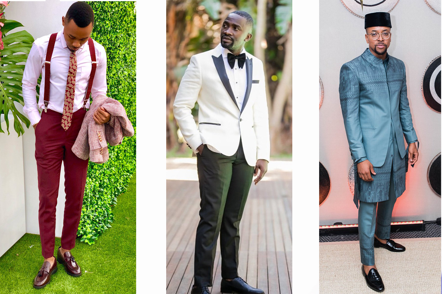10 Best dressed men Durban July 2019