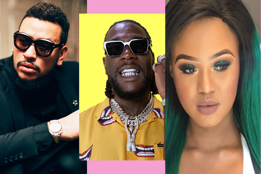 Babes Wodumo vs Burna Boy Vs AKA: SayNoToXenophobia