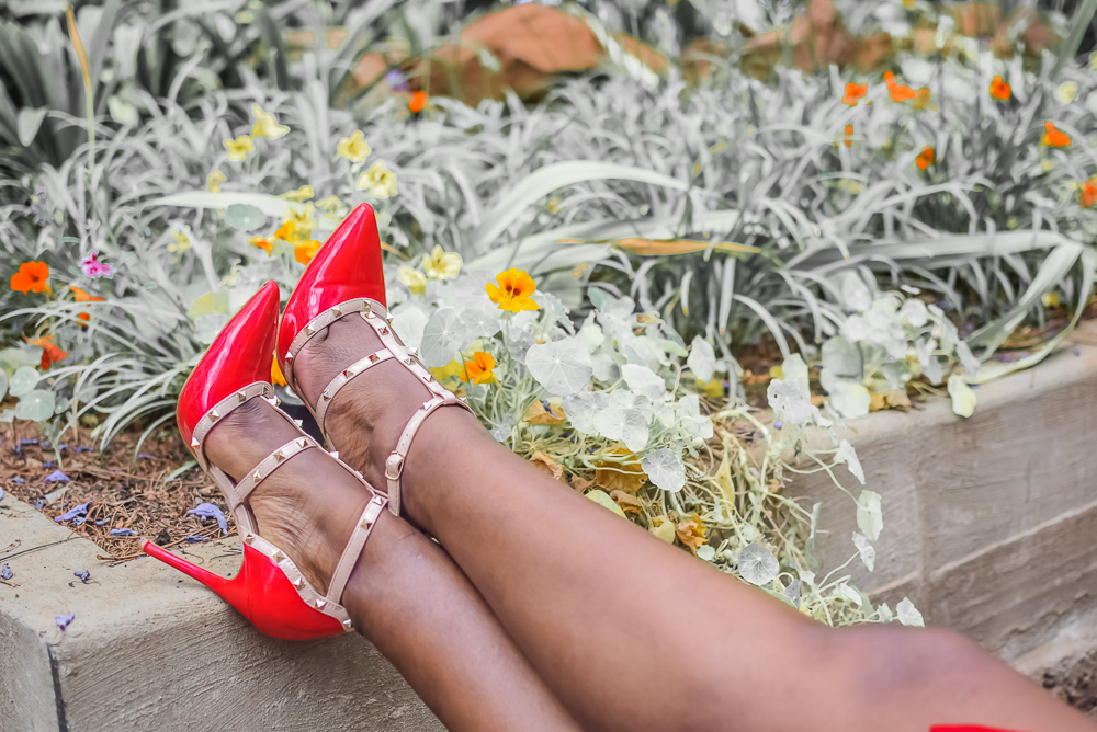 PRIMARK red shoes