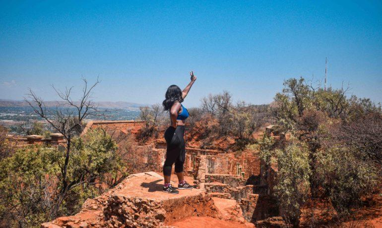 Wonderboom Hiking trail