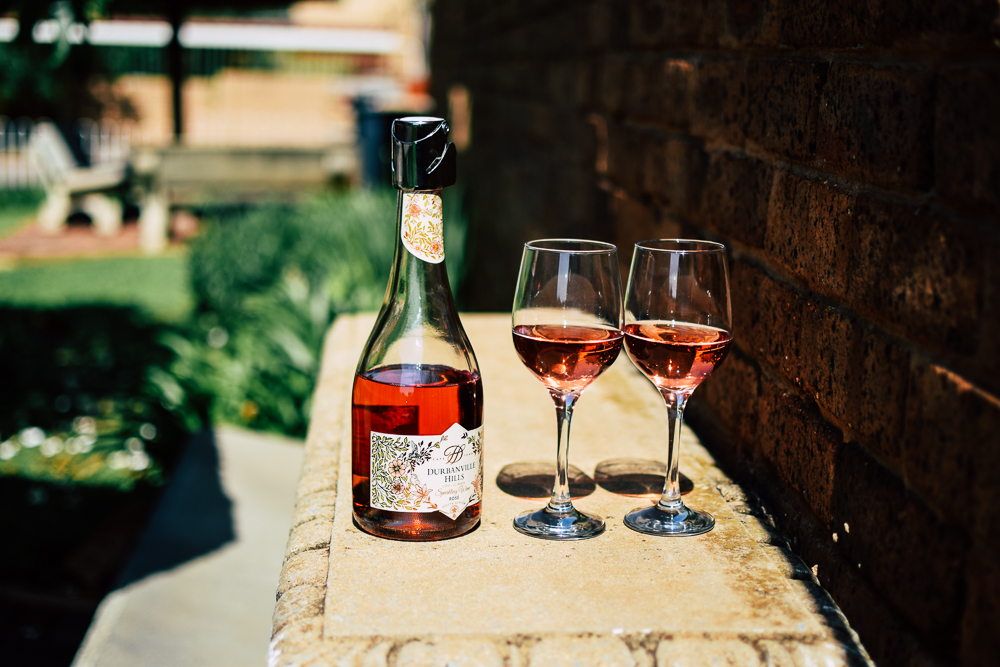 Durbanville wines Sparkling Rosé weekends