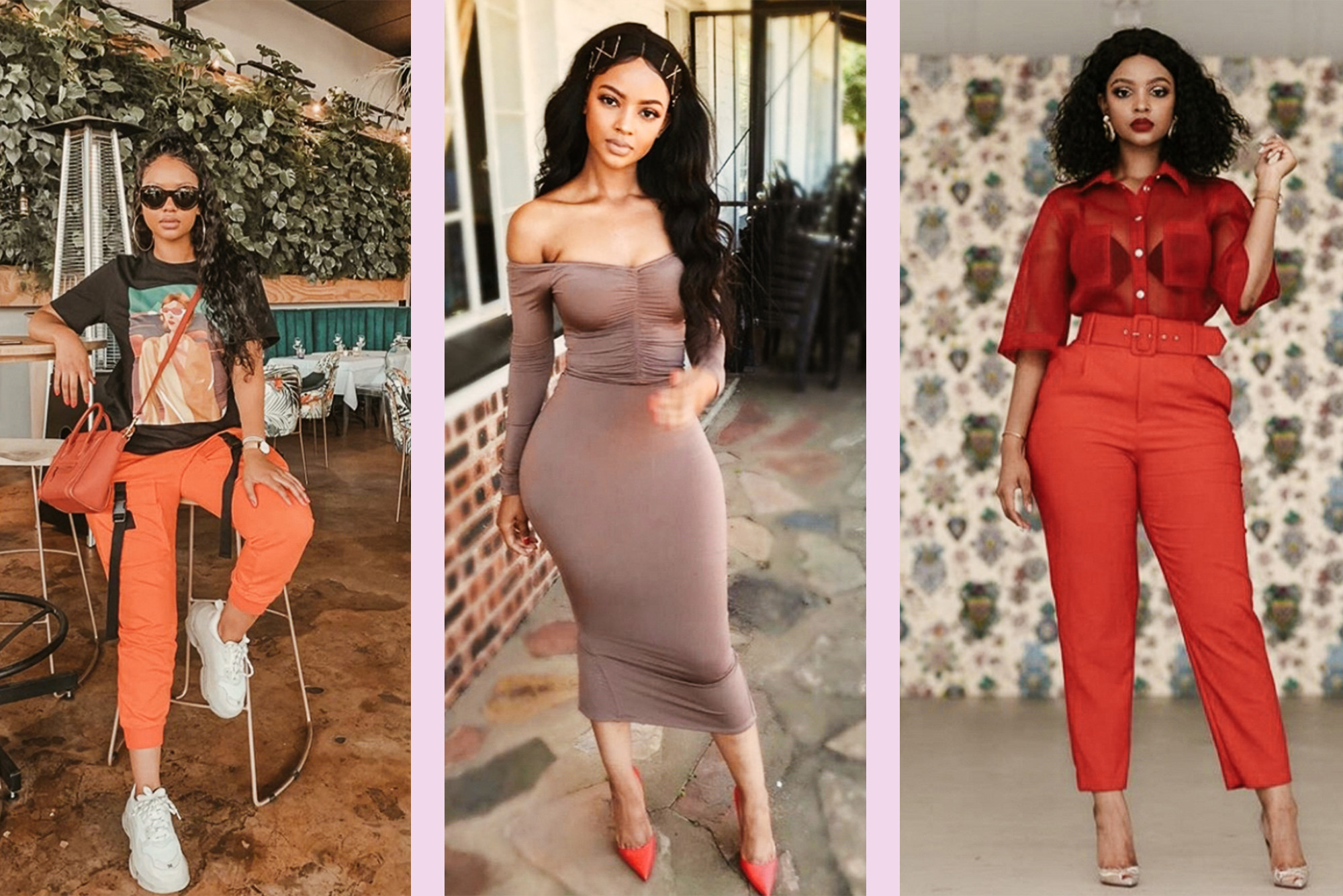 Mihlali Ndamase 17 summer outfits: number 14 is a killer